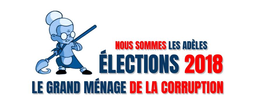 Citoyennes contre la corruption